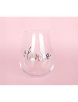 szklanka personalizowana
